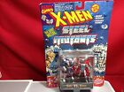 Vintage 1994 Unopened Toy Biz X Men Steel Mutants Cable vs Stryfe