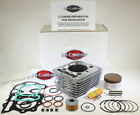 QUALITY 1996-04 Honda XR 400R SporTrax Engine Motor Cylinder Top End Rebuild Kit