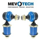 Chevrolet GEO Metro Pair Set of 2 Front Sway Bar Links Mevotech MS50809