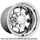 15x10 Polished American Eagle 58 Wheels 5x55 46 Lifted CHEVROLET TRACKER