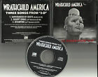 Souls At Zero WRATHCHILD AMERICA 3TRX w/ RARE EDIT PROMO DJ CD Single 1991 MINT