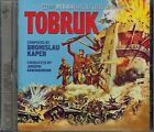 Tobruk Original Soundtrack Intrada CD Limited Edition OOP