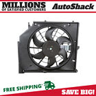 Radiator Condenser Cooling Fan Assembly fits BMW 323 325 328 330 I CI XI IS