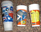 2 MIS Michigan Speedway + 5 1998 Miller Lite NASCAR Racing Schedule Cup LOT