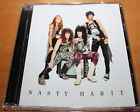 NASTY HABIT s/t CD Melodic Hard Rock GLAM Indie PARLOR TRIXX Poison CRASHDIET MR
