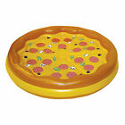 Swimline Giant Inflatable Personal Pizza Island Swimming Pool Float  90647