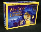 Interactive Kid Friendly Nativity WHAT GOD WANTS FOR CHRISTMAS Family Life Pub