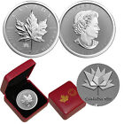 2017 Canada 5 1 oz Reverse Proof Silver Maple Leaf CANADA 150 Privy Mark