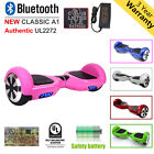 2 Wheels Self balancing Electric scooter Adlut Kids Bluetooth 65 UL2272 Board