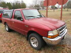 1999 Ford Ranger XL 1999 below $1400 dollars