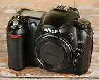 LOW USE 10K CLEAN Nikon D50 Digital SLR Camera + Charger + Battery