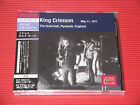KING CRIMSON Collectors Club 1971, 05/11, Plymouth The Guild Hall  JAPAN 2 CD