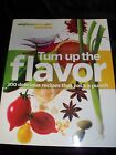 WEIGHT WATCHERS Turn Up the Flavor 200 Delicious Recipes SC 2012