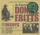 DONNIE FRITTS-AN EVENING WITH DONNIE FRITTS AND THE DECOYS-JAPAN CD DVD N50
