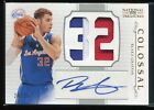 2012-13 National Treasures Colossal Jersey Number Blake Griffin Patch Auto 20 25