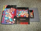 Super Punch Out Super Nintendo Entertainment System SNES 1994 Complete GOOD