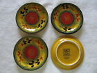 Tabletops Gallery LA PROVINCE Handpainted Appetizer Bread Plates 6