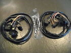 NEW 1996 06 HARLEY FX XL HANDLEBAR SWITCH KIT 60 WIRES HORN LIGHTS APEHANGERS