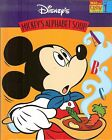 Mickeys Alphabet Soup from Walt Disneys Read and Grow Library Volume 1 HB