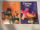 Lot of 2 WEIGHT WATCHERS 2002 COMPLETE FOOD Dining out WINNING POINTS values