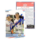 Dale Murphy Autographed Signed 1988 Fleer #639 Atlanta Braves Baseball Card