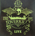Overkill‎– Wrecking Your Neck (Live in Cleveland)-SIGNED/AUTOGRAPHED, 2 x CD