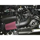 AirAid Air Intake Kit 311 208 CAD Black Tube Red Filter for 07 11 Wrangler JK