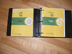 2 ~John Deere 4400 4420 Combine Service Repair Parts Technical Manuals  TM1237