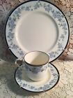 Noritake Bellefonte  Dinner Plate with Cup and Saucer