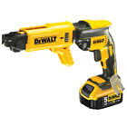 DeWalt DCF620P2K 18v XR Brushless Auto-Feed Screwdriver 5.0Ah Kit