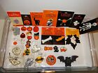 Vintage Hallmark Pins Lot of Halloween Fall Lapel Pins Brooches CHOICE