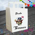 Pirate Party Bags (Pack of 6)  Loot / Goody Bags Boys Girls Kids Birthday