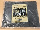 Vintage Retro Woolworth Herald Square Photo Album Refill W892F Sealed for W892