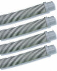 4 1 1 2 x 6 Genuine Hayward Replacement Pool Filter Connection Hoses Hookup