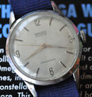 Vintage Gruen Precision Watch Original Sunburst Dial Runs Strong Excellent Time