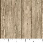 Naturescapes Wood Planks Cotton Northcott Fabrics 6775 By the Yard
