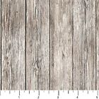 Naturescapes Wood Planks Northcott Cottons Fabrics 6776 By the Yard
