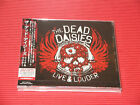 2017 JAPAN CD THE DEAD DAISIES Live & Louder