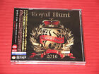 2017 JAPAN 2 CD ROYAL HUNT LIVE 2016 with Bonus Track - 25 ANNIVERSARY