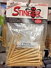 Stinger 3 Pro XL Competition New Bamboo golf tees 3 Packs of 25