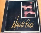 MANITO PARK s/t CD AOR Hair Metal DEF LEPPARD Journey NOUVEAU Visionary INDIE MR