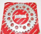 NOS OEM DUCATI 90-95 750 SUPERSPORT 851 SUPERBIKE REAR SPROCKET 37 T 49410021A