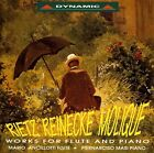 REINECKE /  RIETZ / MOLIQUE / ANCILLOTTI / MASI - WORKS FOR FLUTE