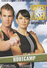 THE BIGGEST LOSER WORKOUT 2 BOOTCAMP WORKOUT 3 NEW DVD