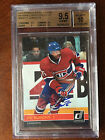 2011 P.K. SUBBAN DONRUSS RATED ROOKIE NATIONAL CONVENTION AUTO 05 28 BGS 9.5 10
