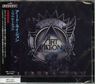 ART NATION-LIBERATION-JAPAN CD Bonus Track F83