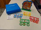 FISHER PRICE BARNYARD BINGO PRESCHOOL GAME  SPEECH  AUTISM  TODDLERS   CASE  LNW