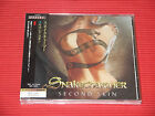 2017 JAPAN CD SNAKECHARMER Second Skin with 1 Bonus Track TOTAL 12 TRACKS