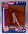 Kenner 1994 Limited Edition JUAN GONZALEZ Texas Stadium MLB Starting Lineup