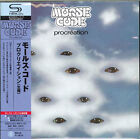 MORSE CODE-PROCREATION-JAPAN MINI LP SHM-CD Hi25